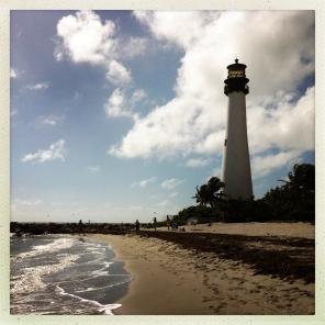 Cape Florida Lighthouse, Key Biscayne, FL